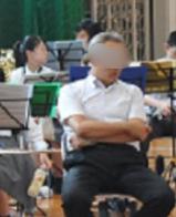川田倫寛教頭の顔画像